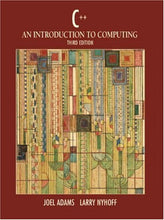 Load image into Gallery viewer, C++: An Introduction To Computing (3Rd Edition)