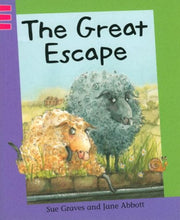 Load image into Gallery viewer, The Great Escape (Reading Corner Grade 2, Level 3)