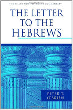 Load image into Gallery viewer, The Letter To The Hebrews (The Pillar New Testament Commentary (Pntc))
