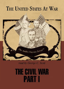 The Civil War - Part 1 (United States At War Series)(Library Edition)