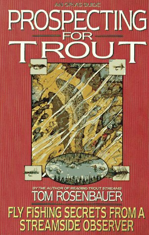 Prospecting For Trout: Fly Fishing Secrets From A Streamside Observer
