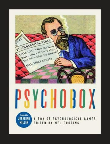 The Psychobox: A Box Of Psychological Games