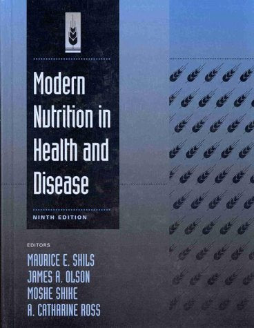 Modern Nutrition In Health And Disease (Books)