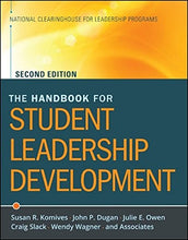Load image into Gallery viewer, The Handbook For Student Leadership Development