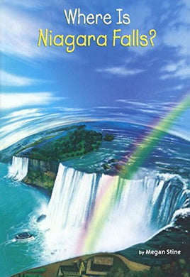 Where Is Niagara Falls? (Turtleback School & Library Binding Edition)