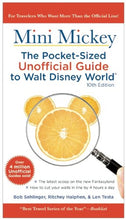 Load image into Gallery viewer, Mini Mickey: The Pocket-Sized Unofficial Guide To Walt Disney World (Unofficial Guides)