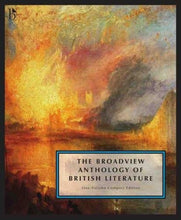 Load image into Gallery viewer, The Broadview Anthology Of British Literature: One-Volume Compact Edition: The Medieval Period Through The Twenty First Century