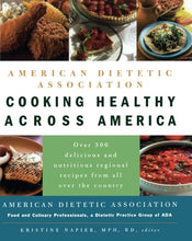 Load image into Gallery viewer, American Dietetic Association Cooking Healthy Across America
