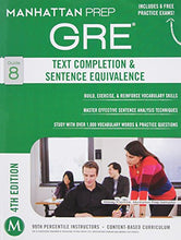 Load image into Gallery viewer, Manhattan Prep Gre Set Of 8 Strategy Guides (Manhattan Prep Gre Strategy Guides)