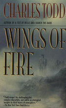 Load image into Gallery viewer, Wings Of Fire: An Inspector Ian Rutledge Mystery (Ian Rutledge Mysteries)