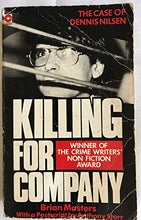 Load image into Gallery viewer, Killing For Company: Case Of Dennis Nilsen (Coronet Books)