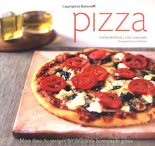 Load image into Gallery viewer, Pizza: More Than 60 Recipes For Delicious Homemade Pizza