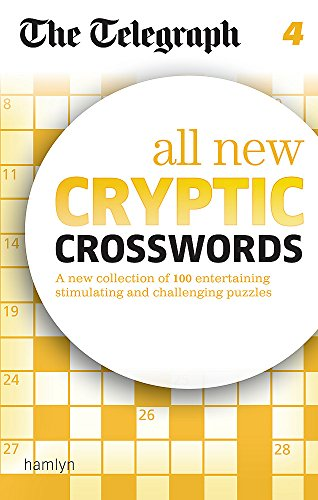 The Telegraph All New Cryptic Crosswords (Crossword Advances)