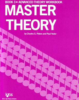 L175 - Master Theory Book 3 Advanced