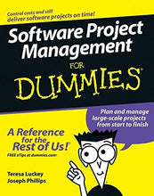 Load image into Gallery viewer, Software Project Management For Dummies