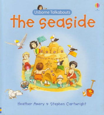 The Seaside (Talkabout Board Books)
