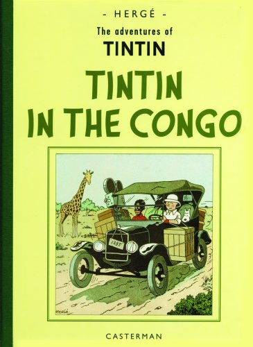 Adventures Of Tintin In The Congo