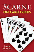 Load image into Gallery viewer, Scarne On Card Tricks (Dover Magic Books)