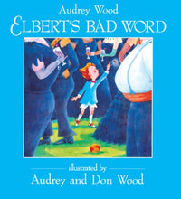 Load image into Gallery viewer, Elbert'S Bad Word (Turtleback School & Library Binding Edition)