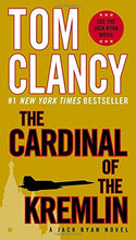 Load image into Gallery viewer, The Cardinal Of The Kremlin (A Jack Ryan Novel)