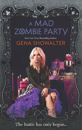 A Mad Zombie Party (Wrc 4) (The White Rabbit Chronicles)