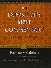 Load image into Gallery viewer, Romans - Galatians (The Expositor'S Bible Commentary)