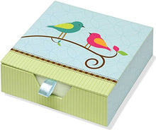 Load image into Gallery viewer, Bird Song Boxed Desk Notes (Stationery, Note Pad)