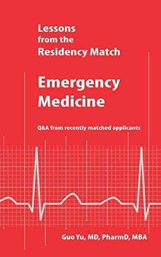 Lessons From The Residency Match - Emergency Medicine: Q&A From Recently Matched Applicants
