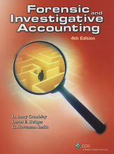 Load image into Gallery viewer, Forensic And Investigative Accounting, 4Th Edition