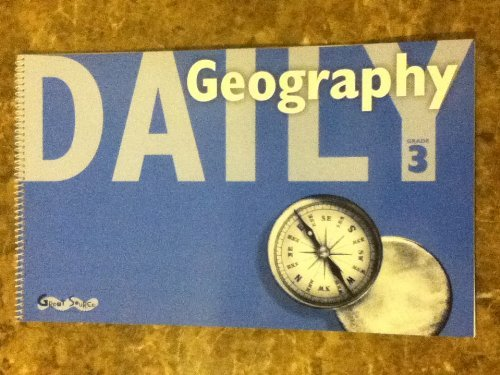 Great Source Daily Geography: Teacher'S Manual Grade 3 2000