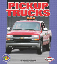 Load image into Gallery viewer, Pickup Trucks (Pull Ahead Books)