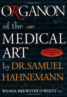 Organon Of The Medical Art