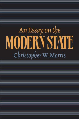 An Essay On The Modern State