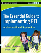 Load image into Gallery viewer, The Essential Guide To Rti: An Integrated, Evidence-Based Approach