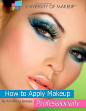 Load image into Gallery viewer, How To Apply Makeup Professionally