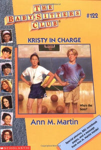 Kristy In Charge (Baby-Sitters Club, No. 122)