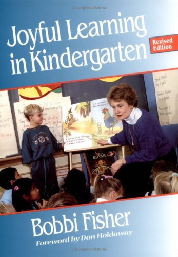 Joyful Learning In Kindergarten
