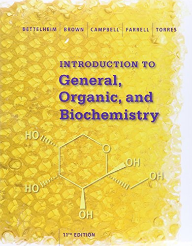Bundle: Introduction To General, Organic And Biochemistry, 11Th + Owlv2, 1 Term (6 Months) Printed Access Card