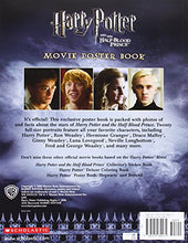 Load image into Gallery viewer, Harry Potter And The Half Blood Prince: Poster Book (Harry Potter Movie Tie-In)