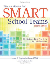 Load image into Gallery viewer, Handbook For Smart School Teams: Revitalizing Best Practices For Collaboration