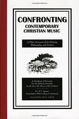 Confronting Contemporary Christian Music