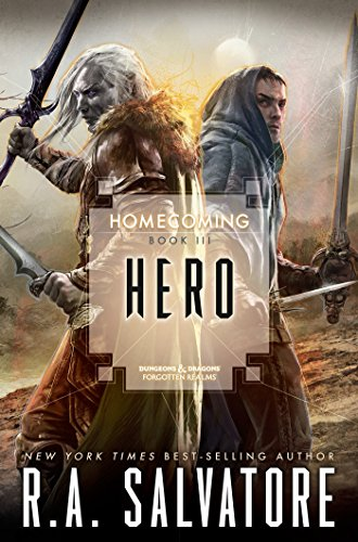 Hero: Homecoming, Book Iii