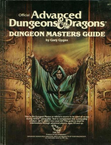 Advanced Dungeons And Dragons (Dungeon Masters Guide, No. 2011)