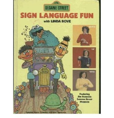 Sesame Street, Sign Language Fun