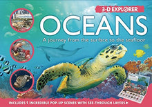 Load image into Gallery viewer, Oceans: A Journey From The Surface To The Seafloor (3-D Explorer)