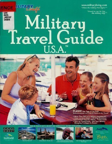 Military Travel Guide U.S.A.