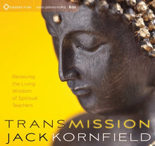 Load image into Gallery viewer, Transmission: Receiving The Living Wisdom Of Spiritual Teachers
