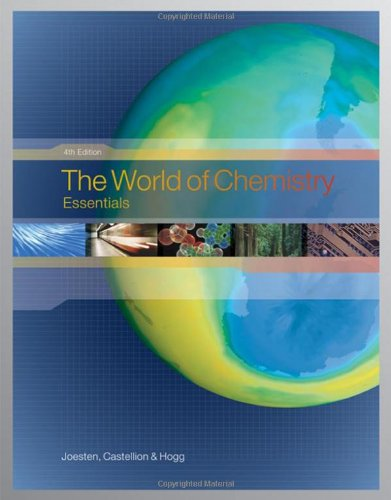 The World Of Chemistry: Essentials (Available Titles Owl)