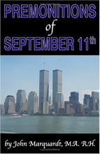 Load image into Gallery viewer, Premonitions Of September 11Th