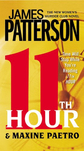 11Th Hour (Women'S Murder Club)